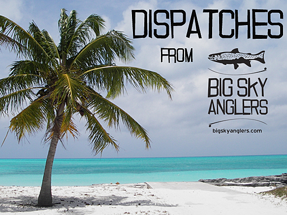 Dispatches Vol. 2 – Fly Fishing for Permit in Belize with Joe Moore