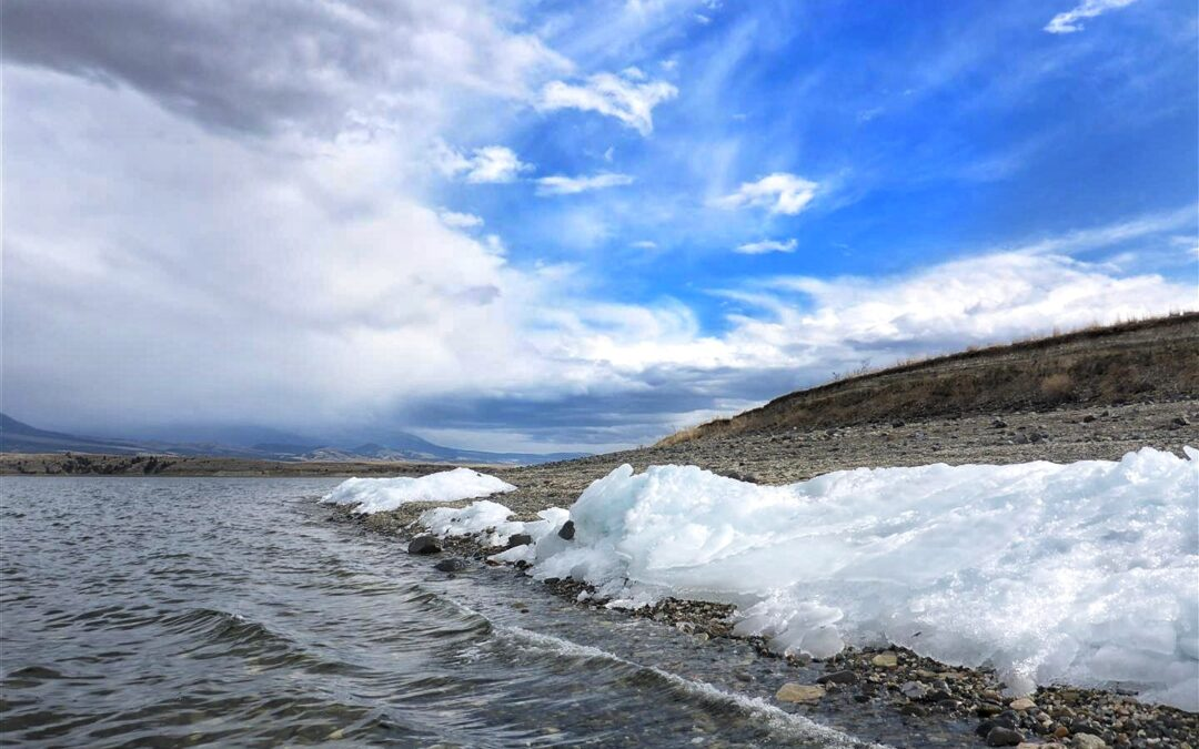 In Anticipation of Ice Out – Thoughts and Theories from the Lake