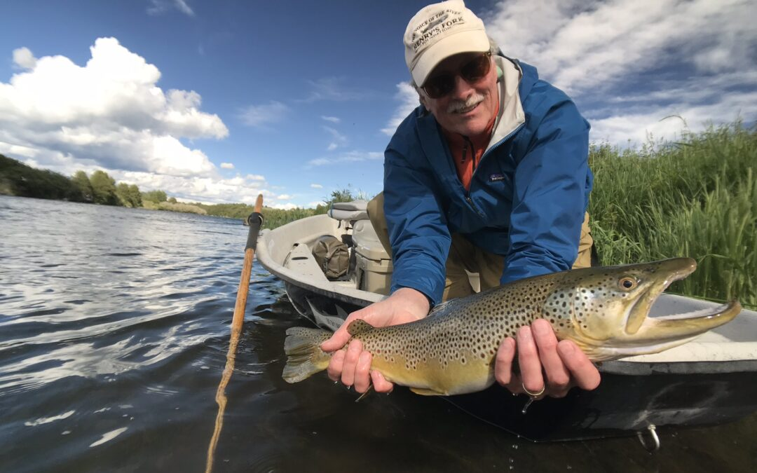 Big Sky Anglers Weekly Fishing Report – June 27, 2019