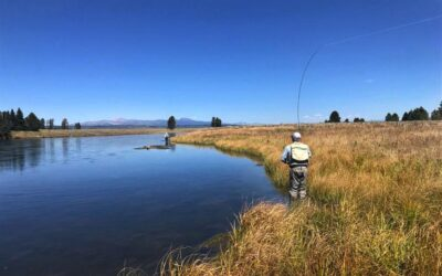 Big Sky Anglers Weekly Fishing Report – September 5, 2019