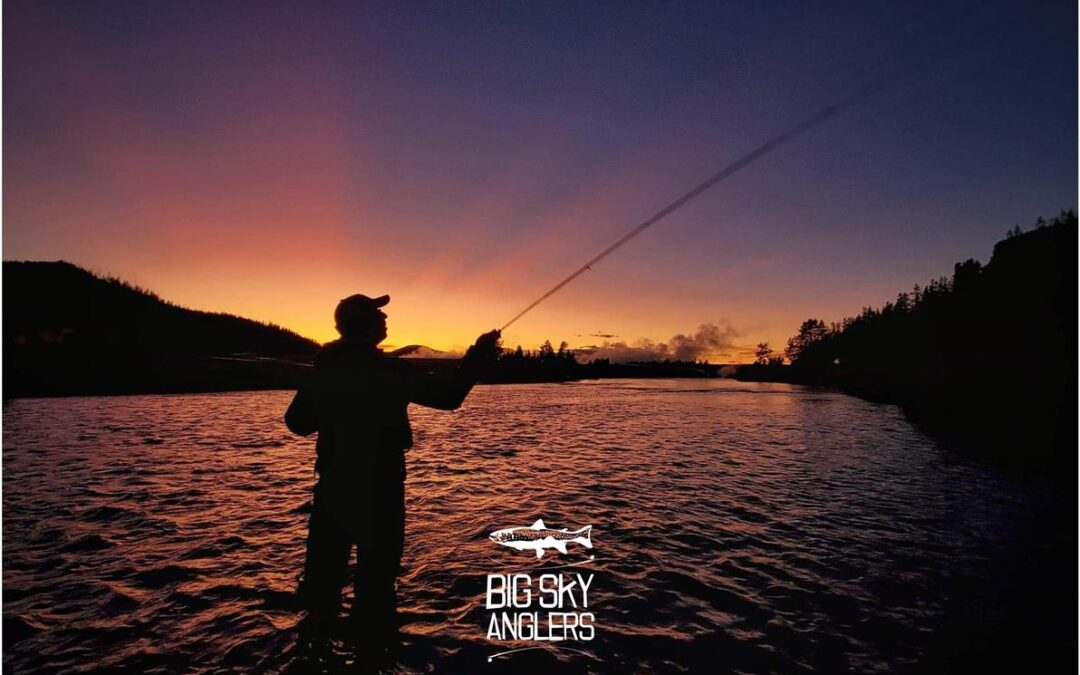 Big Sky Anglers Weekly Fishing Report – September 19, 2019