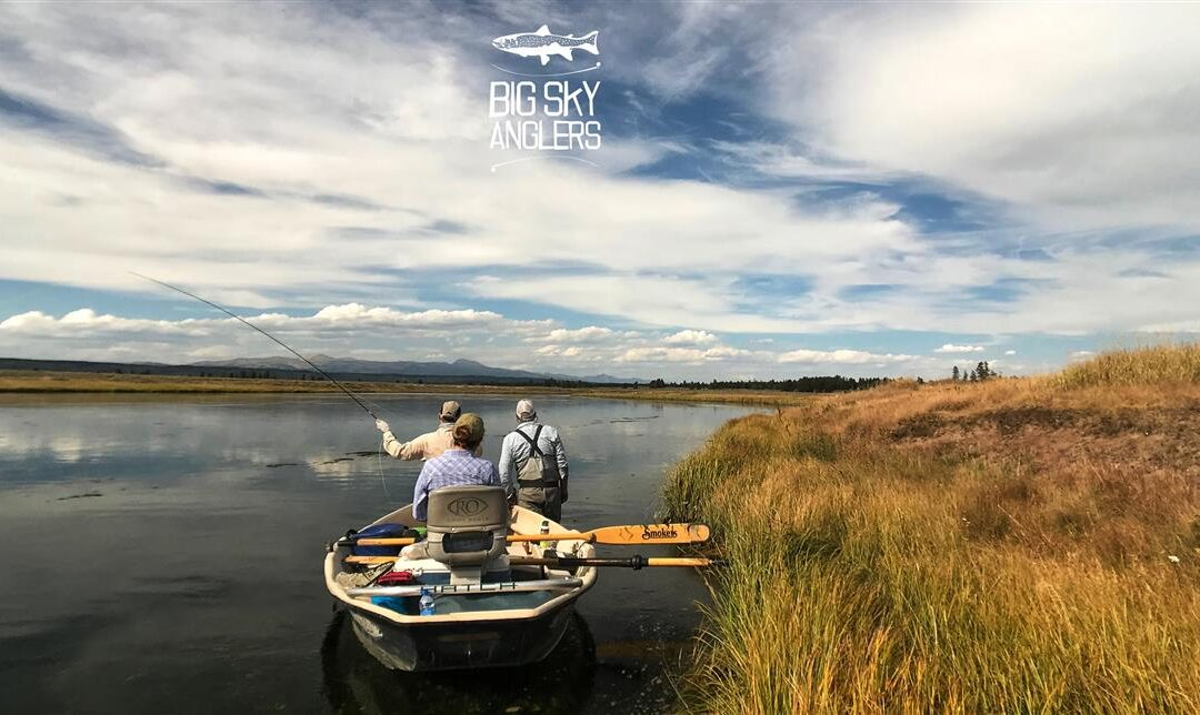 Big Sky Anglers Weekly Fishing Report – September 26, 2019