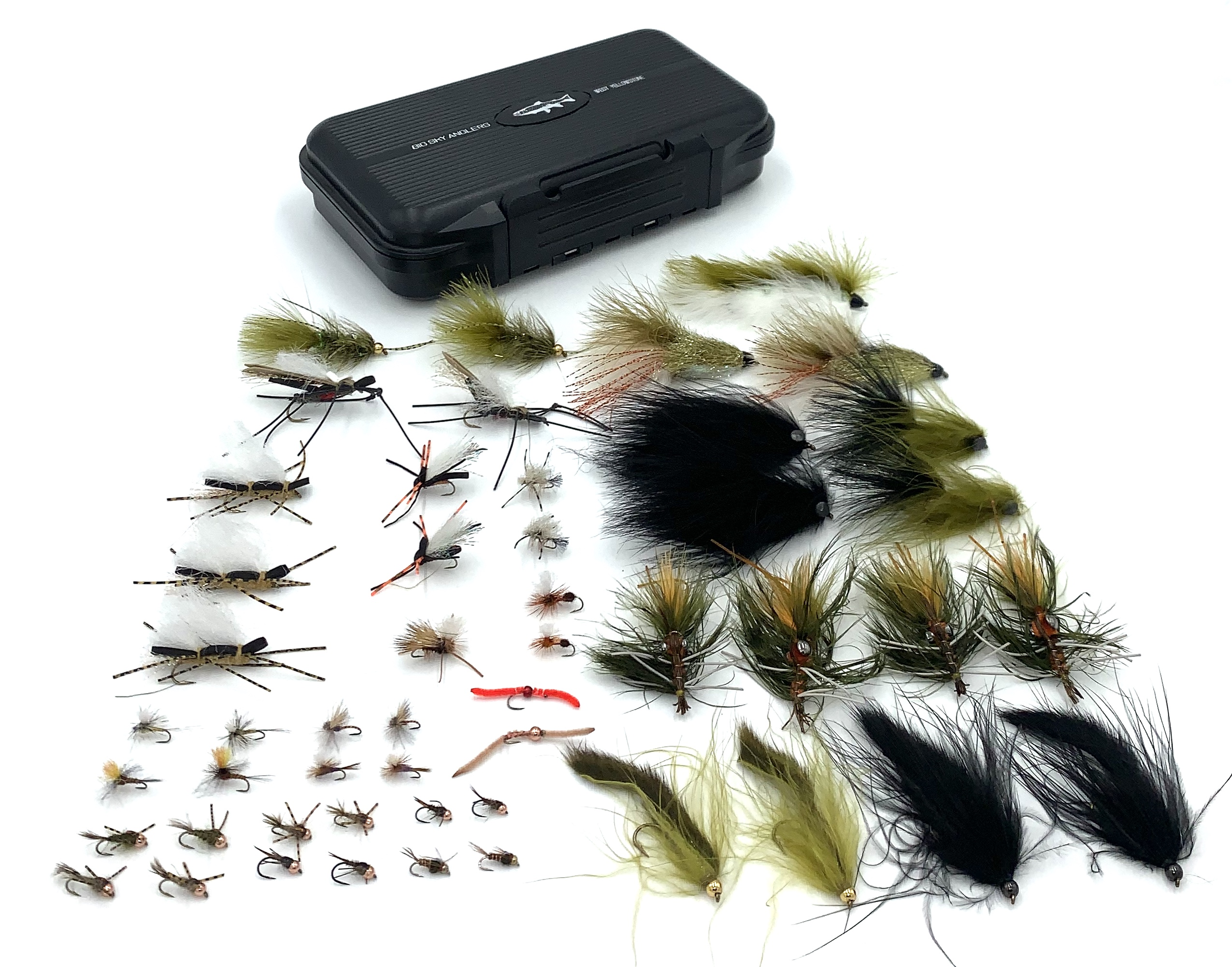 Patagonia Essentials Custom Fly Selection