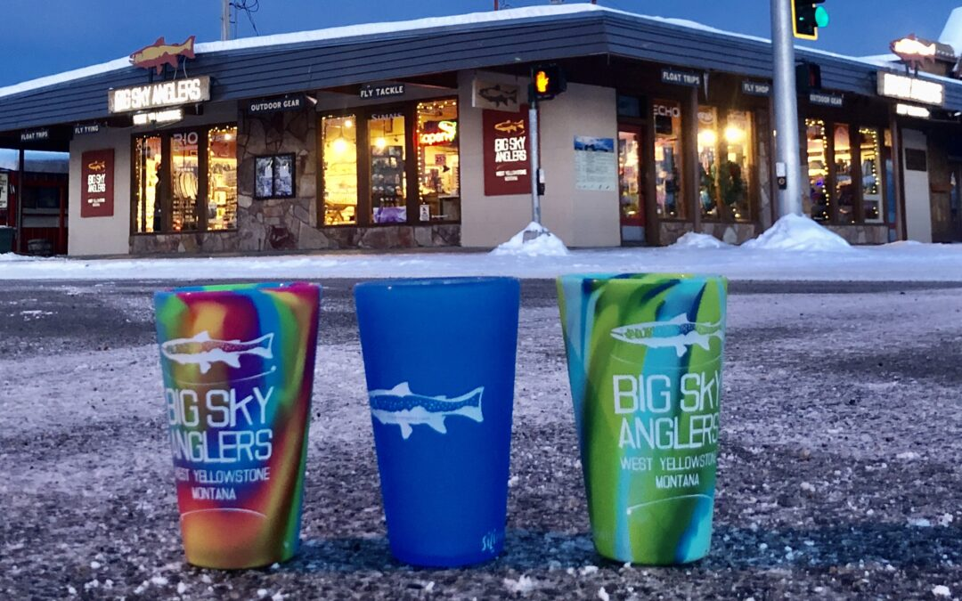 12 Days of Christmas – Day Eleven – BSA Sili Pint Set