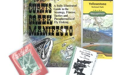 12 Days of Christmas – Day Eight – Learn to Fly Fish Book Set