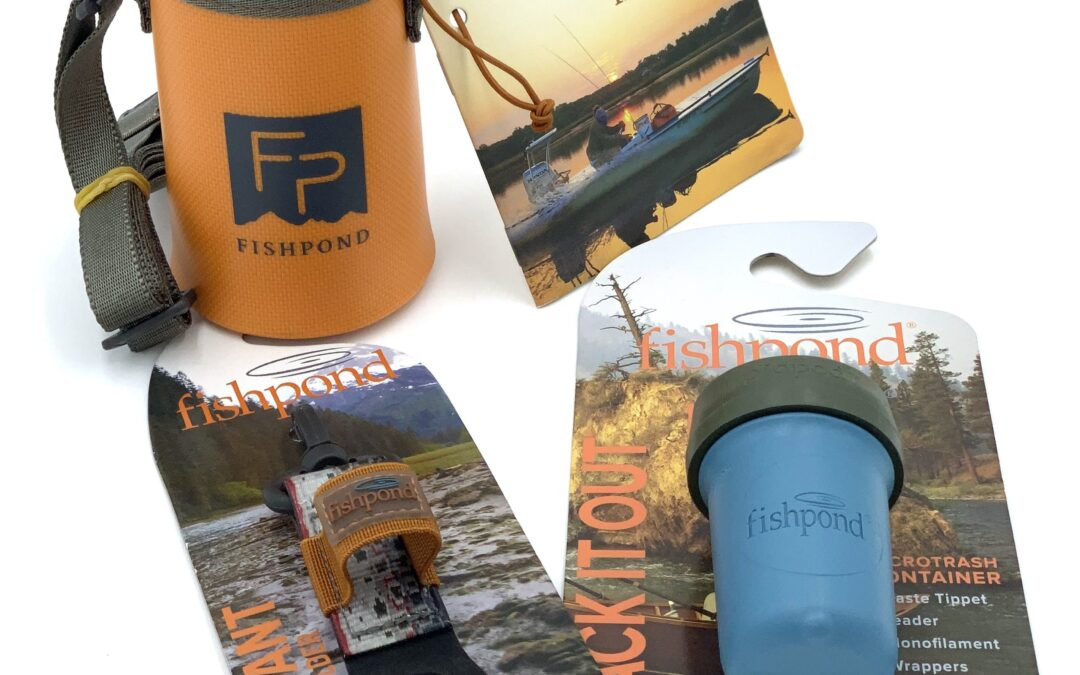 12 Days of Christmas – Day Five – Fishpond Gift Pack