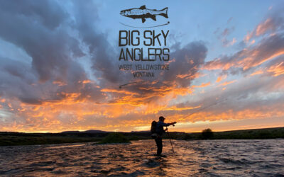 Big Sky Anglers Weekly Fishing Report 7/16/2020