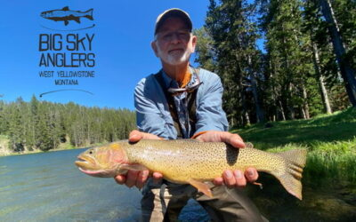 Big Sky Anglers Weekly Fishing Report 7/23/2020