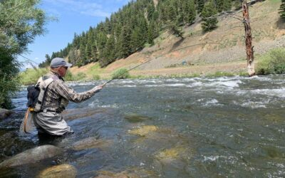 Big Sky Anglers Weekly Fishing Report 8/6/2020