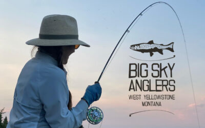 Big Sky Anglers Weekly Fishing Report, 9/3/2020