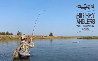 Big Sky Anglers Weekly Fishing Report, 9/24/2020