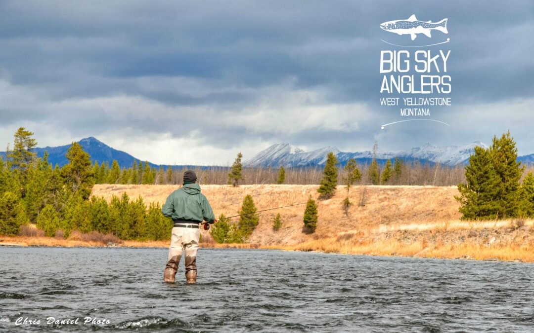 Big Sky Anglers Weekly Fishing Report – 10/22/2020
