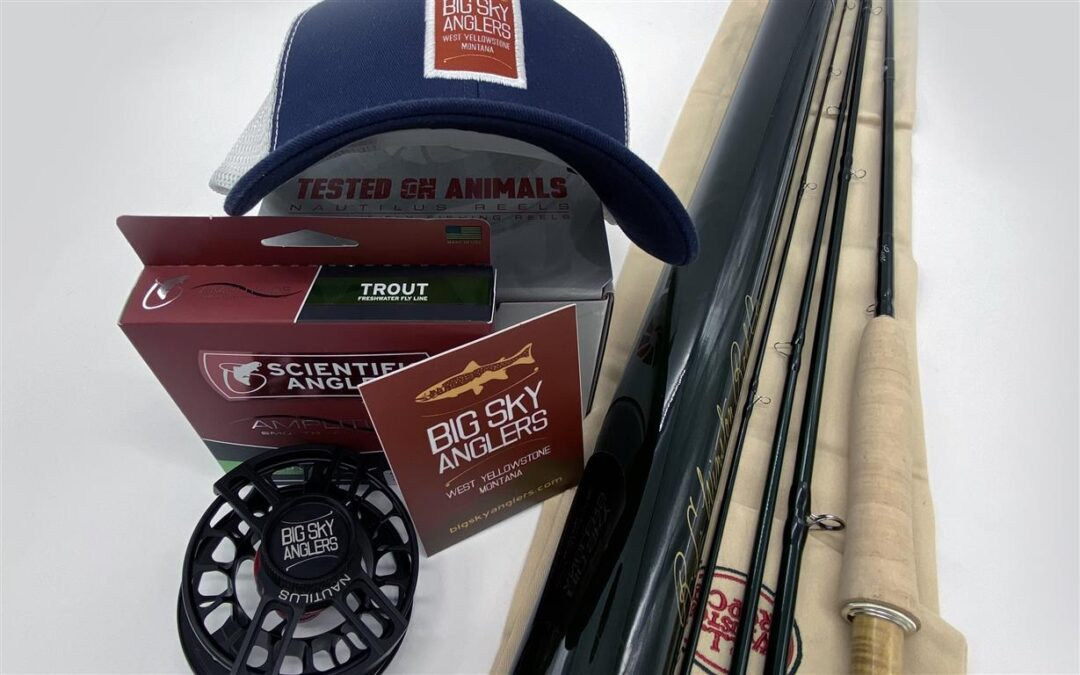 Big Sky Anglers 2020 Holiday Gift Guide