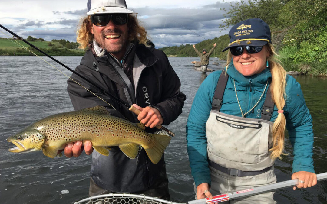 Spring Angling & Lodging Packages