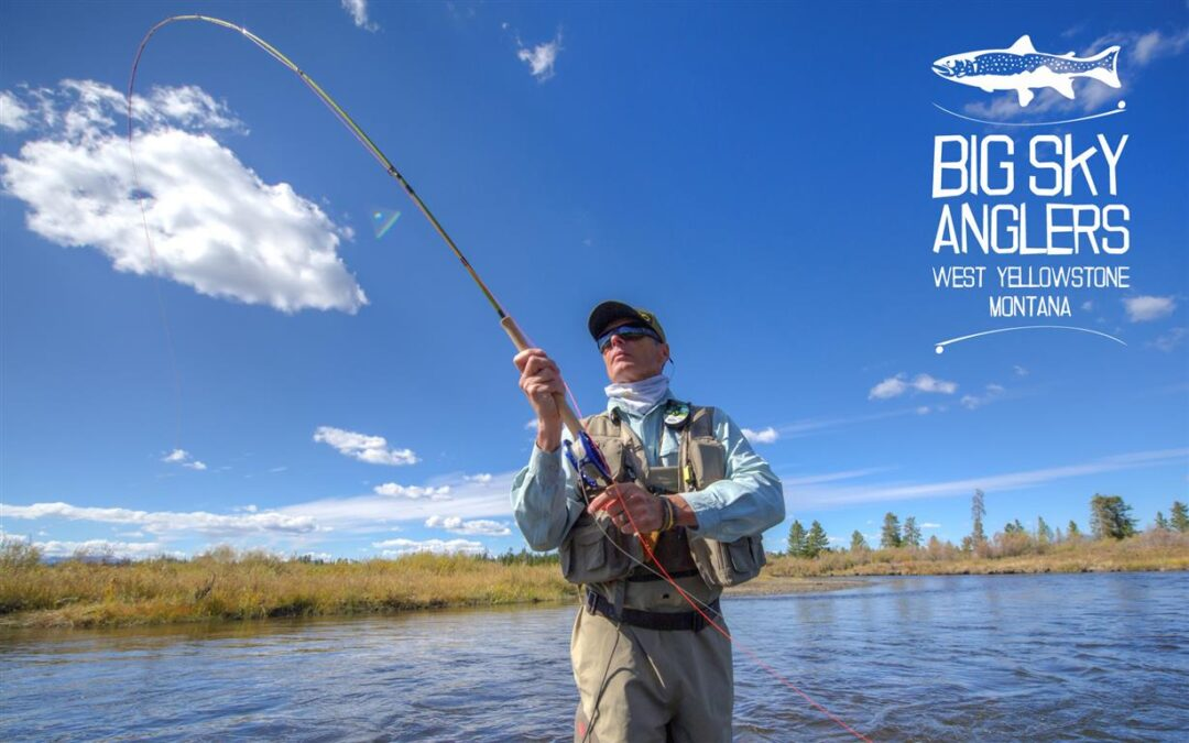 Swinging Flies in Difficult Conditions: Low/Clear Water and Sunny/Warm Weather
